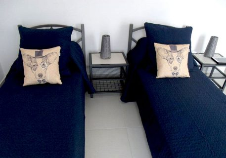 Villa Lule-Twin room with air-conditioning