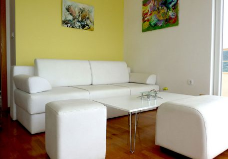 Apartment Lana-comfortable sofa bed to seat and watch satellite TV