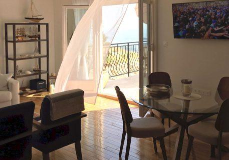 Villa Branko-open plan living with a modern Nautical theme