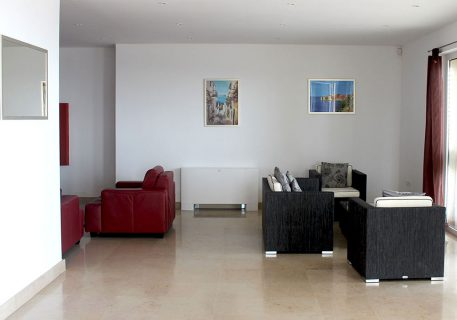 Villa Cruz-open plan living