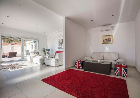 Villa Price-additional sofa bed with its own adjoining shower and WC