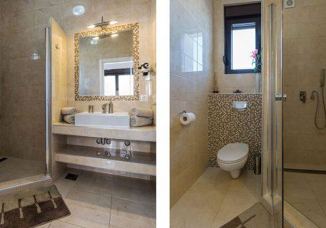 Villa Queen-ensuite bathroom to the Master bedroom