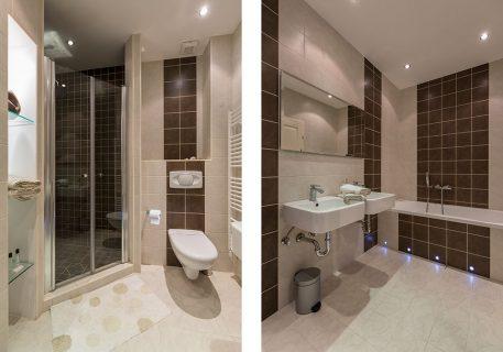 Villa Goja-Master bedroom en-suite bathroom