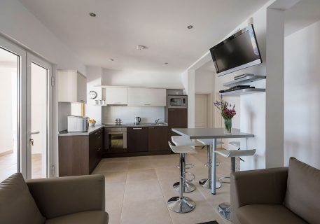 Villa Goja-free satellite TV, intenet access and air-conditioning provided