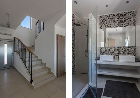 Villa Tamara-ensuite to the Master room with large walk-in shower