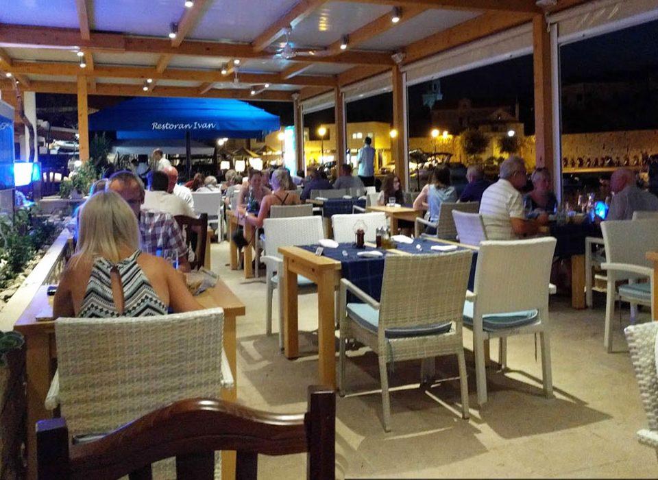 Cavtat restaurants: restaurant Ivan -5