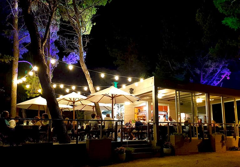 Nice food , fabulous sunsets-Restaurant and cafe bar Puntizela