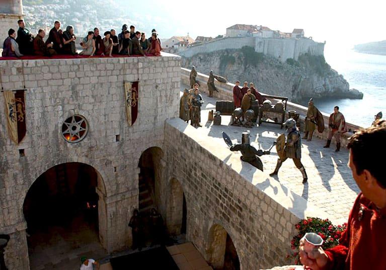 Fort Lovrijenac-Dubrovnik