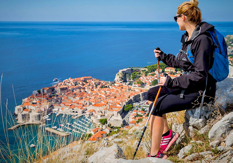 Hiking Dubrovnik-Exercise and views to enjoy