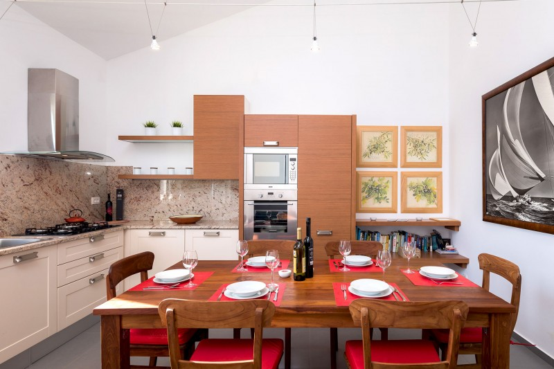 Luxury Villa Zizanj-Indoor dining